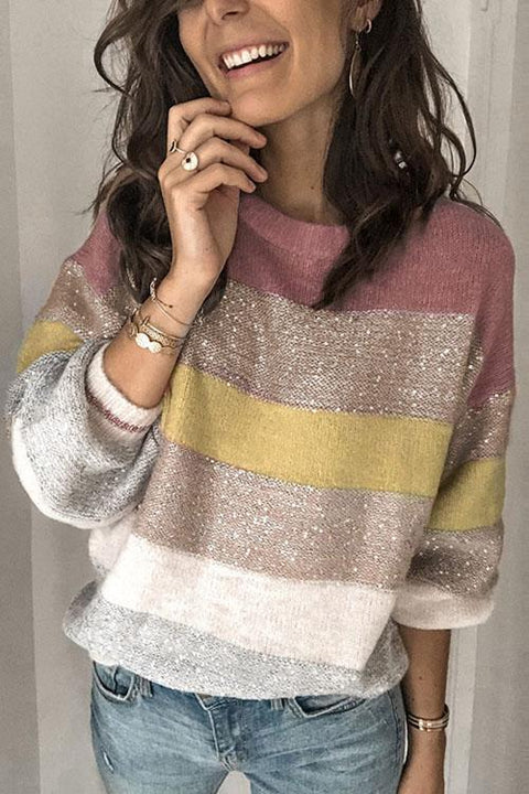 Puradress Chic Sparking Knitting Sweaters