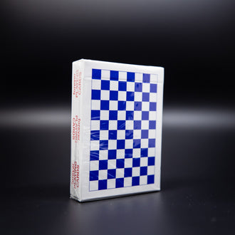 Forever Checkerboard Playing Cards Markt 52