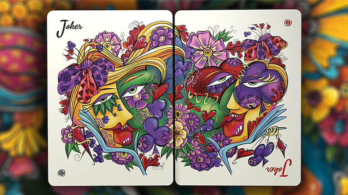 Masquerade Playing Cards - Mardi Gras Edition - Markt 52