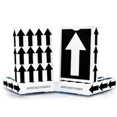 Arrow Dynamic Playing Cards - Markt 52