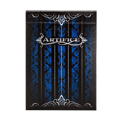 Artifice Playing Cards - Blue - Markt 52