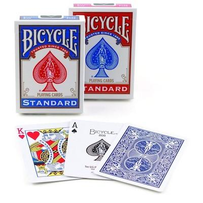 Bicycle Standard Playing Cards - Markt 52
