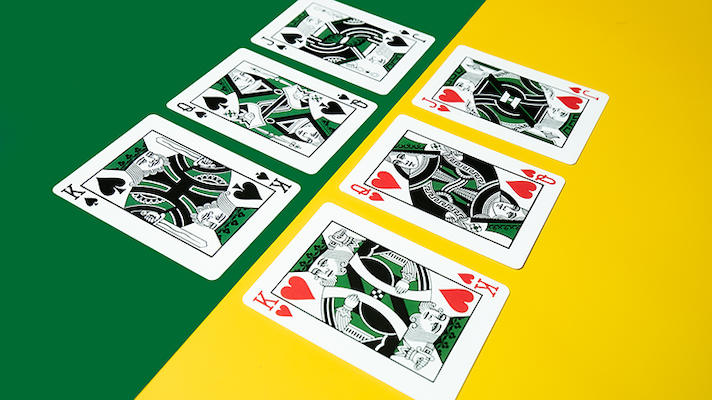 Best Cardist Alive Playing Cards V4 - ♦️ Markt 52 Online Shop Marketplace Playing Cards, Table Games, Stickers