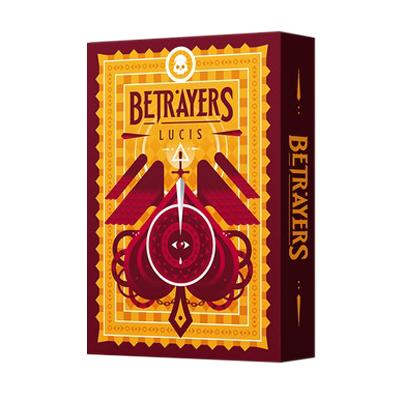 Betrayers Playing Cards - Lucis - Markt 52