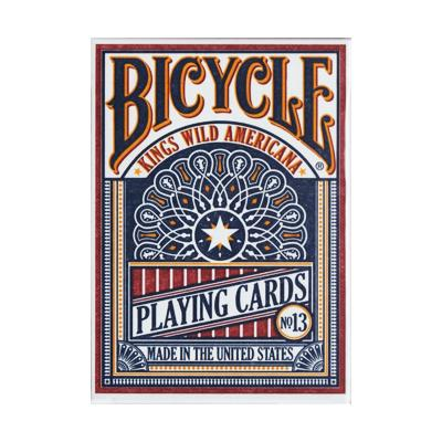 Bicycle Americana Playing Cards - Markt 52