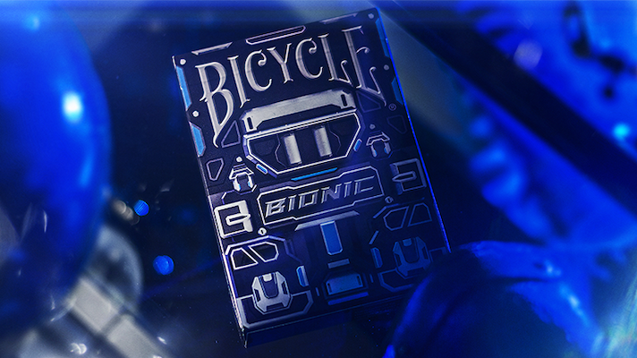 Bicycle Playing Cards - Bionic - Markt 52