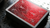 Bicycle Crimson Luxe Playing Cards V2 - Markt 52