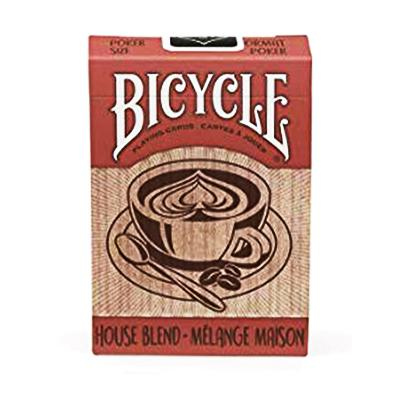 Bicycle House Blend Playing Cards - Markt 52