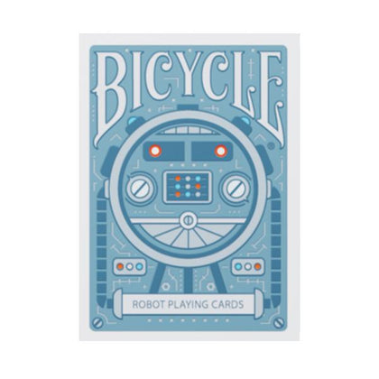 Bicycle Robot Playing Cards - Markt 52