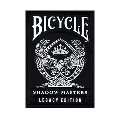Bicycle Shadow Master V2 Playing Cards - Markt 52