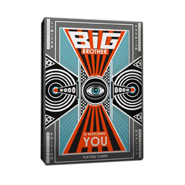 Big Brother Playing Cards - Markt 52