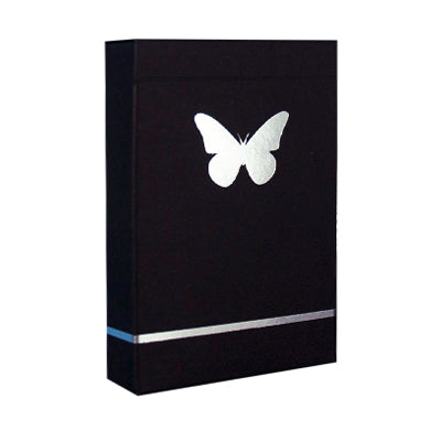 Black Butterfly Playing Cards - Markt 52