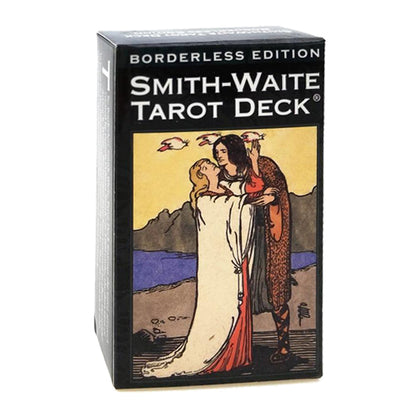 Smith Waite Borderless Tarot Deck