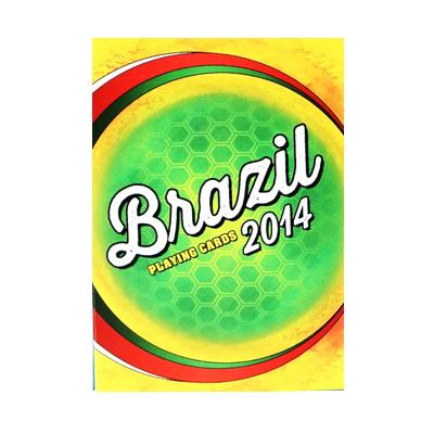 Brazil Playing Cards - ♦️ Markt 52 Online Shop Marketplace Playing Cards, Table Games, Stickers