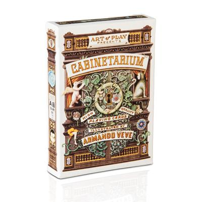 Cabinetarium Playing Cards - ♦️ Markt 52 Online Shop Marketplace Playing Cards, Table Games, Stickers