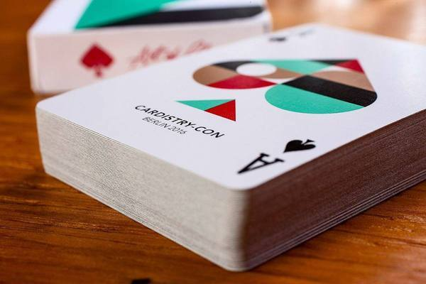 Cardistry Con 2016 Playing Cards - Markt 52