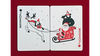 Christmas Playing Cards (Natalia Silva) - ♦️ Markt 52 Online Shop Marketplace Playing Cards, Table Games, Stickers