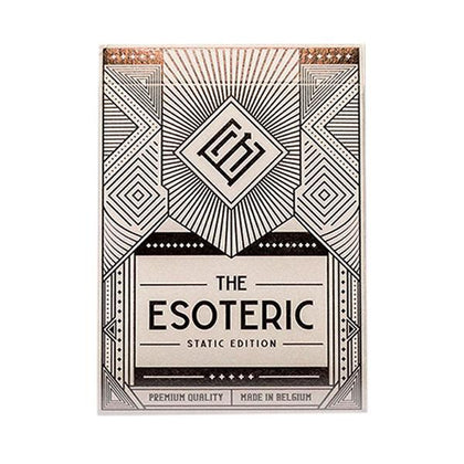 Esoteric Playing Cards - 52 Wonders Playing Cards Spielkarten Bicycle Fontaine Anyone Orbit Butterfly
