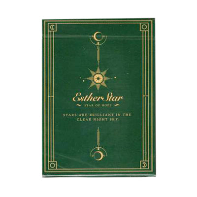 Esther Star Playing Cards - Markt 52