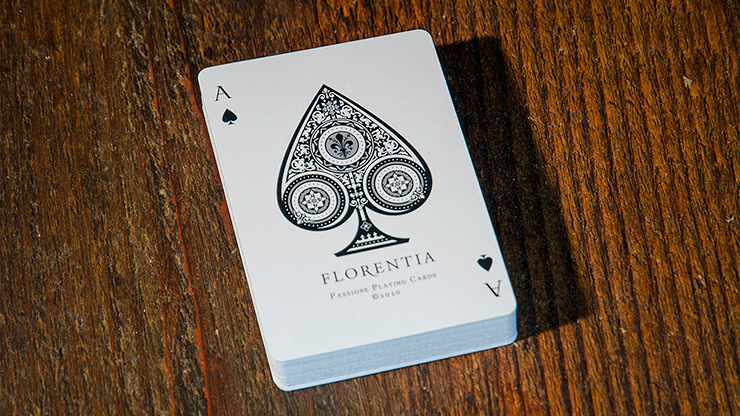 Florentia Playing Cards - Markt 52