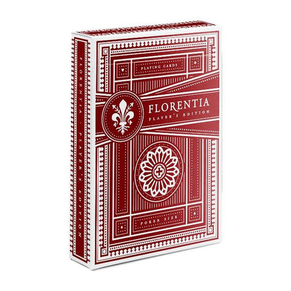 Florentia Playing Cards - ♦️ Markt 52 Online Shop Marketplace Playing Cards, Table Games, Stickers