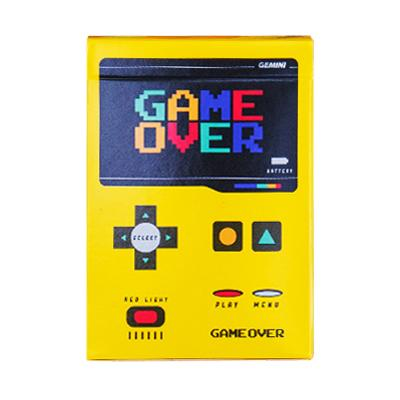 Game Over Playing Cards - Markt 52