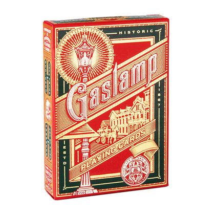 Gaslamp Playing Cards - Markt 52