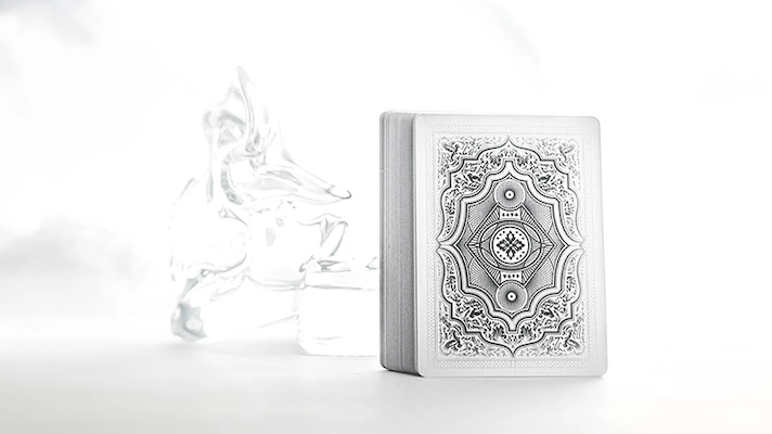 Ghost White Cohorts Playing Cards - ♦️ Markt 52 Online Shop Marketplace Playing Cards, Table Games, Stickers