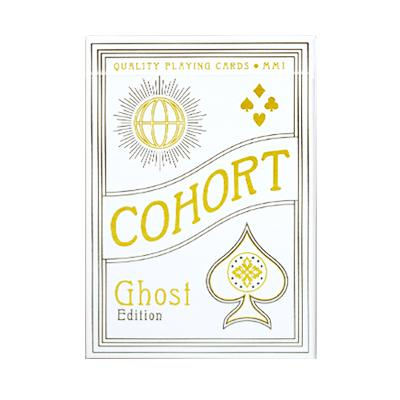 Ghost White Cohorts Playing Cards - Markt 52