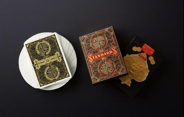 Gold Standards Playing Cards - Markt 52