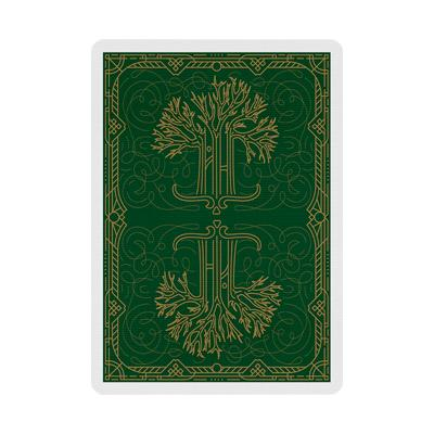 Green Philtre Playing Cards - ♦️ Markt 52 Online Shop Marketplace Playing Cards, Table Games, Stickers