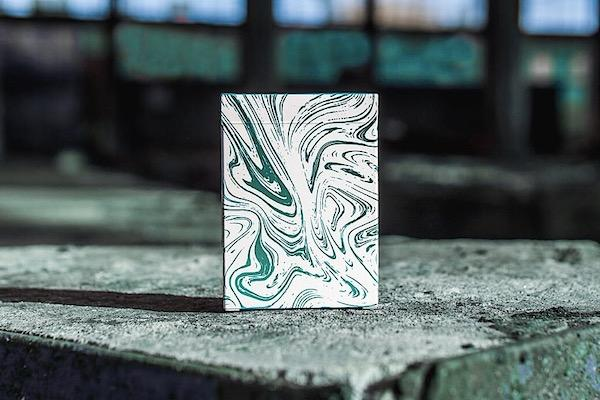 Juggler Playing Cards - Marble Edition - Markt 52