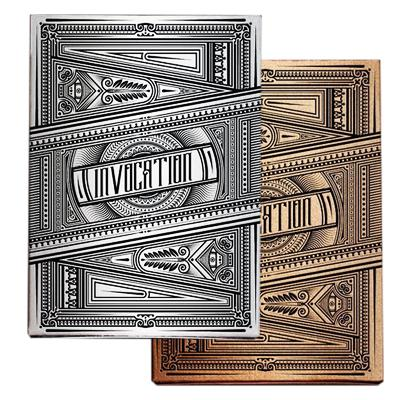 Invocation Playing Cards - Standard Set - Markt 52