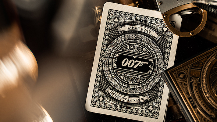 James Bond 007 Playing Cards - Markt 52