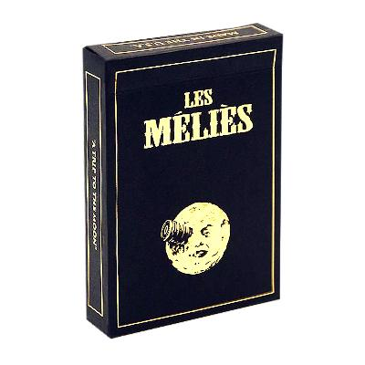 Les Melies Playing Cards Limited Gold - Markt 52