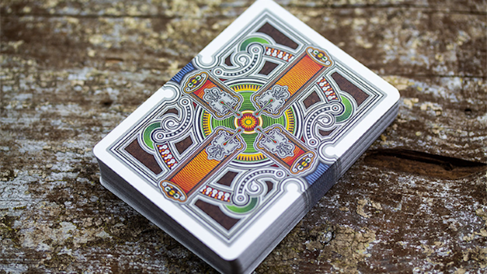 Silver Maduro Playing Cards - Markt 52