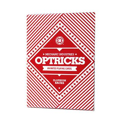 Mechanic Optricks Playing Cards - ♦️ Markt 52 Online Shop Marketplace Playing Cards, Table Games, Stickers