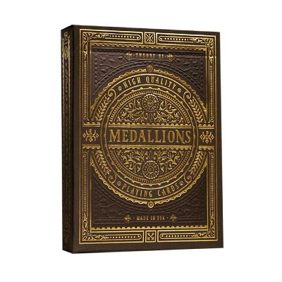 Medallions Playing Cards - Markt 52