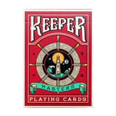 Keeper Playing Cards - Markt 52