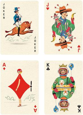 Odd Bods Playing Cards - ♦️ Markt 52 Online Shop Marketplace Playing Cards, Table Games, Stickers