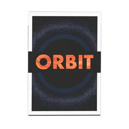 Orbit V8 Playing Cards - Markt 52
