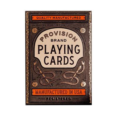 Provision Playing Cards - Markt 52