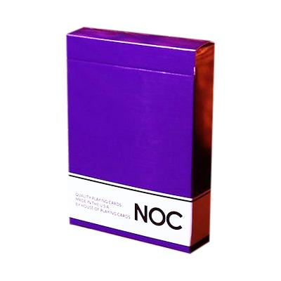 NOC Playing Cards Original Series - Purple - Markt 52