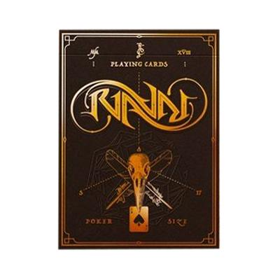Ravn Playing Cards - Sol - Markt 52