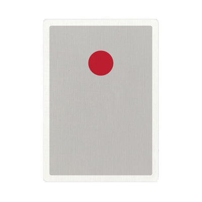Red Dot Playing Cards - Markt 52