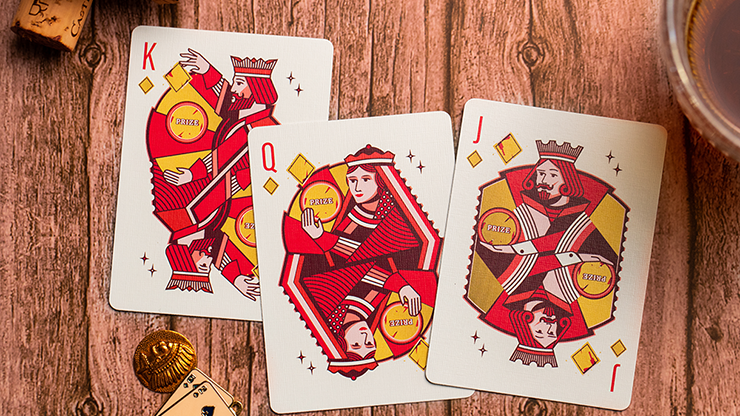 Lucky Streak Playing Cards - Markt 52
