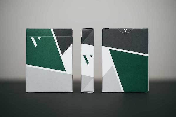 Virtuoso Playing Cards - Fall Winter 2017 - Markt 52