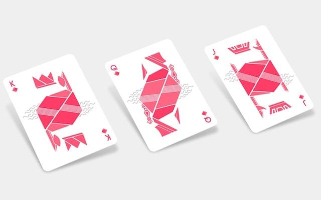 Sunrise Playing Cards - ♦️ Markt 52 Online Shop Marketplace Playing Cards, Table Games, Stickers