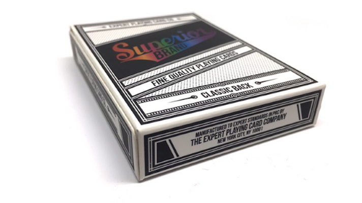 Superior Rainbow Playing Cards - Markt 52