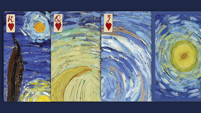 The Starry Night Playing Cards - Markt 52